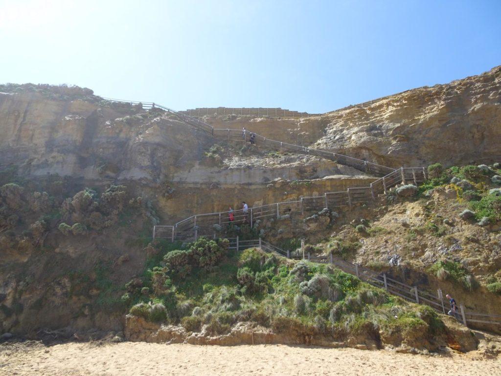 Great Ocean Road - Gibson Steps Abgang
