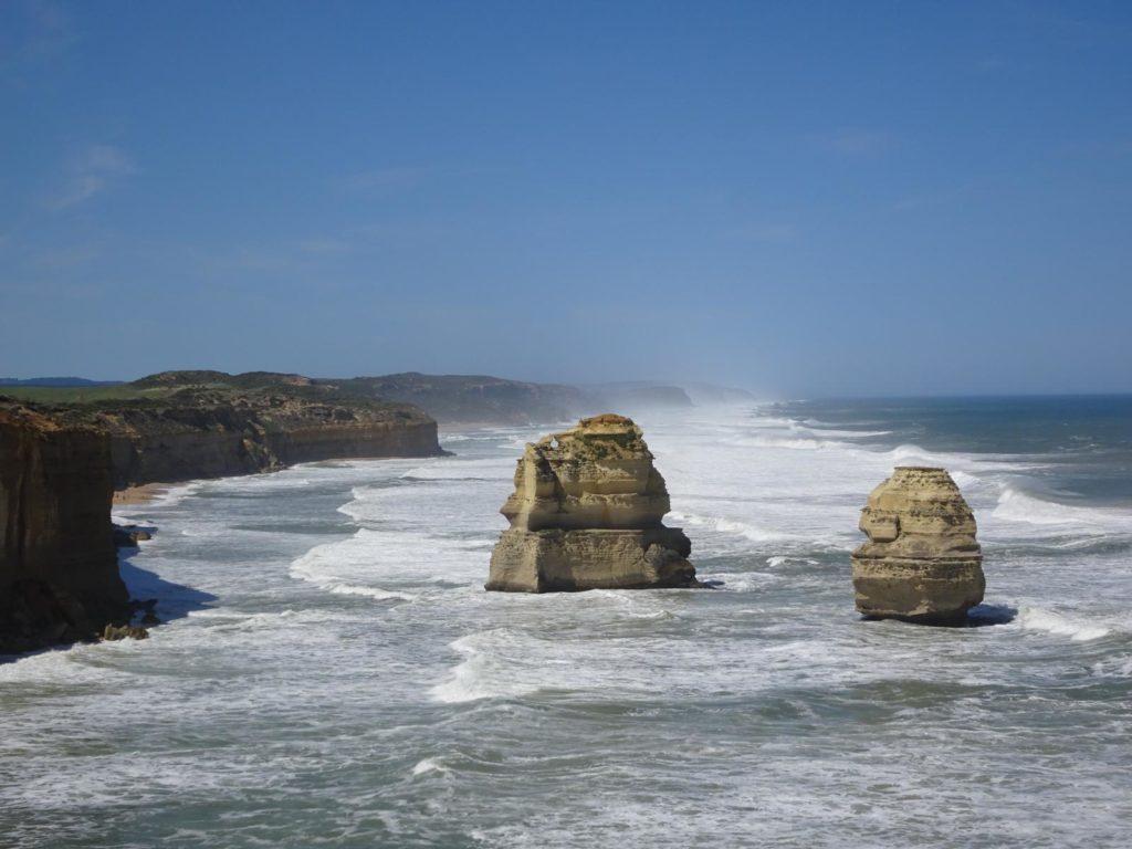 Great Ocean Road - Zwei der zwölf Apostel