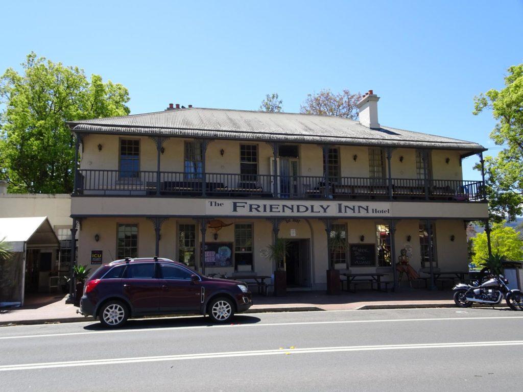 Kangaroo Valley - Hotel