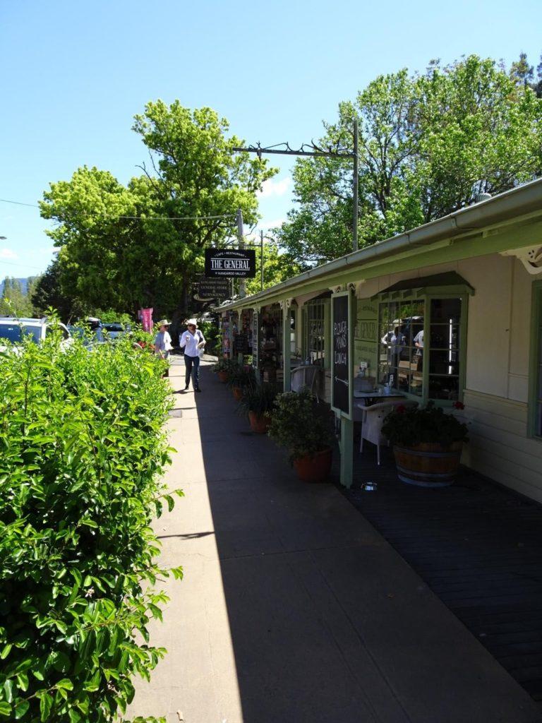 Kangaroo Valley - Läden