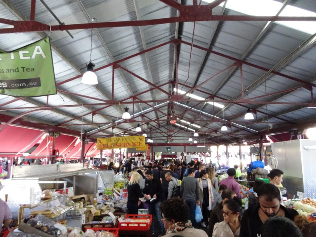 Melbourne - Queen Victoria Market