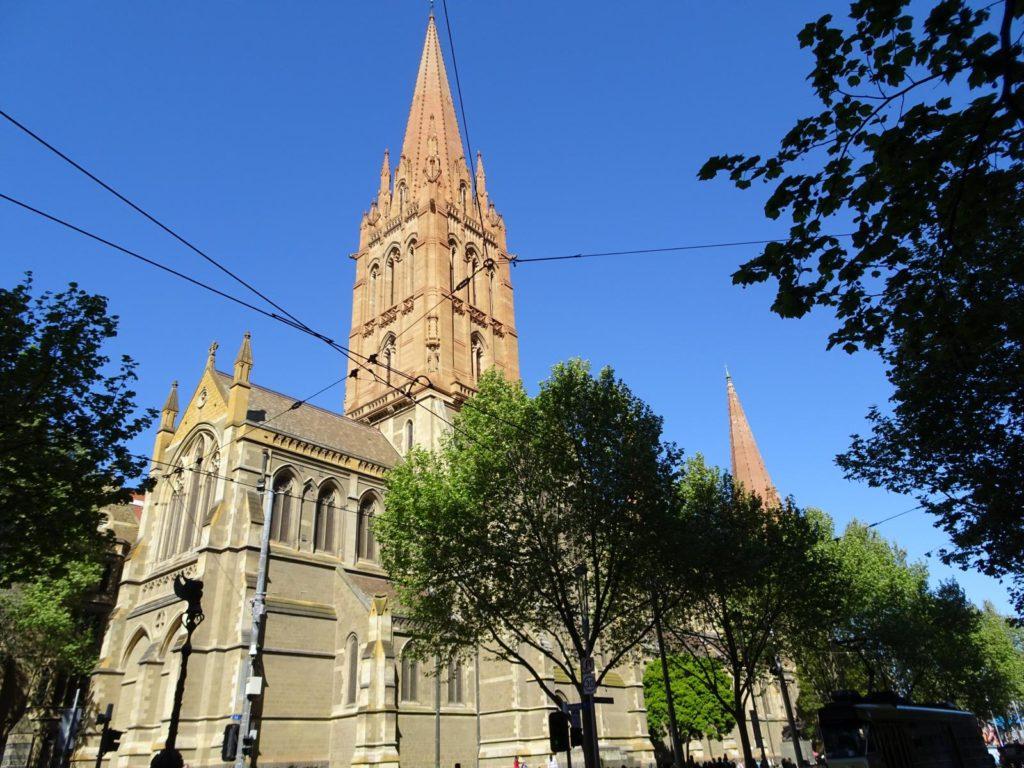 Melbourne - St. Paul's Kathedrale