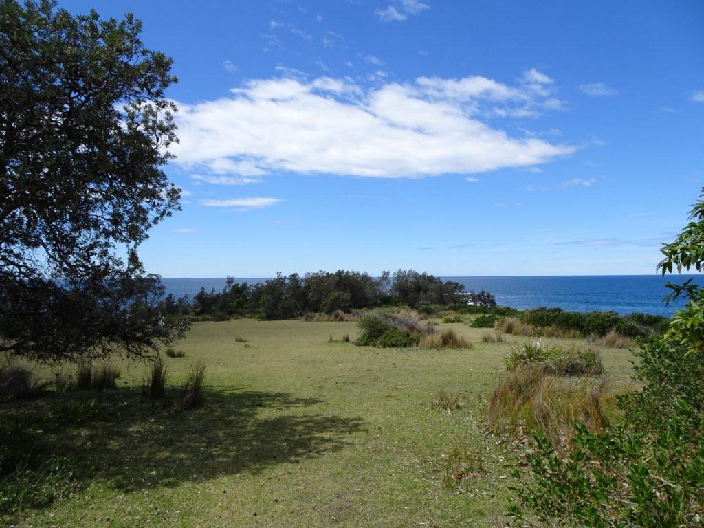 Murramang Nationalpark - Clear Point