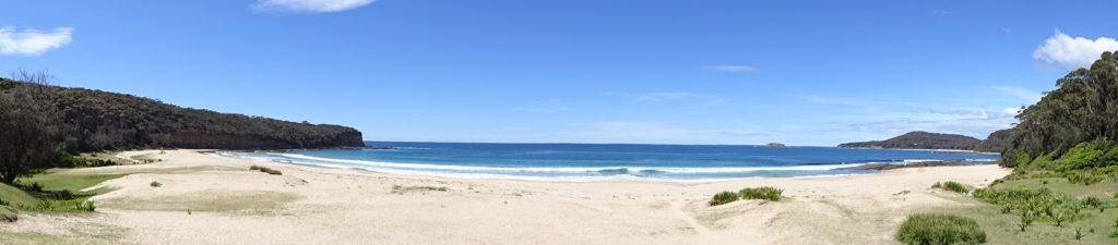 Murramarang Nationalpark - Pebbly Beach