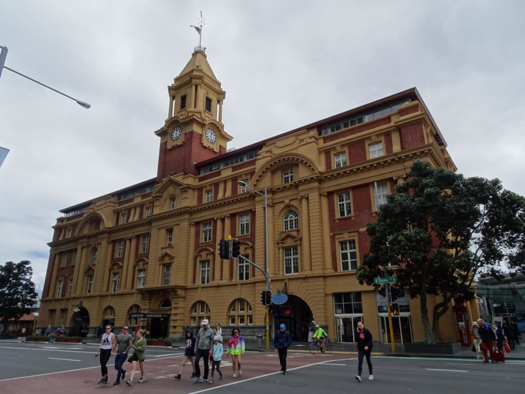 Auckland - Old Ferry Building