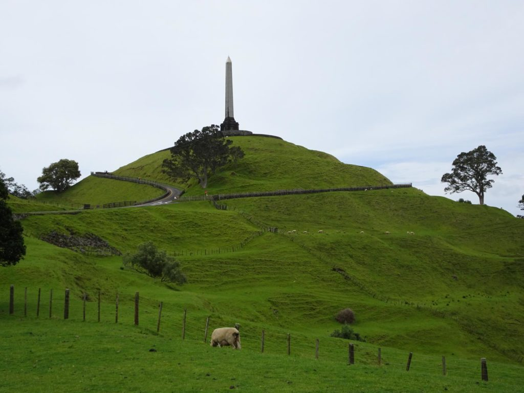 Two days in auckland for Eden hill walk in