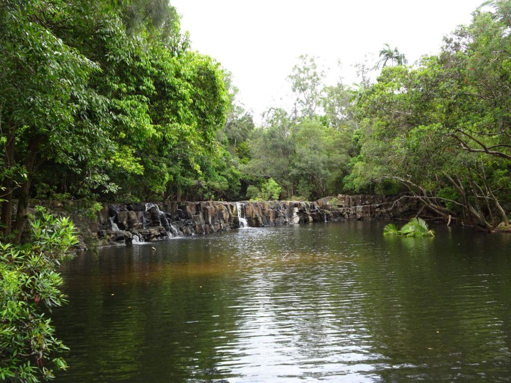 Battlecamp Road - Endeavour Falls