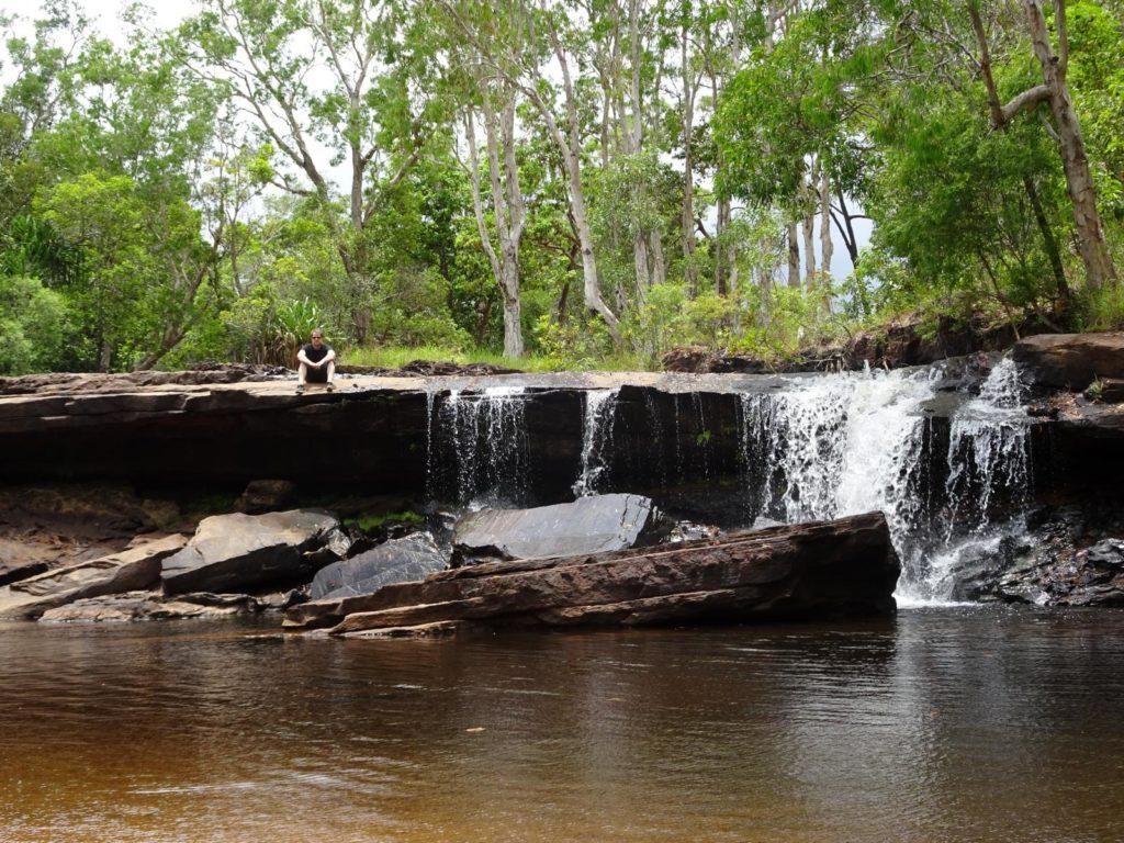 Battlecamp Road - Isabella Falls