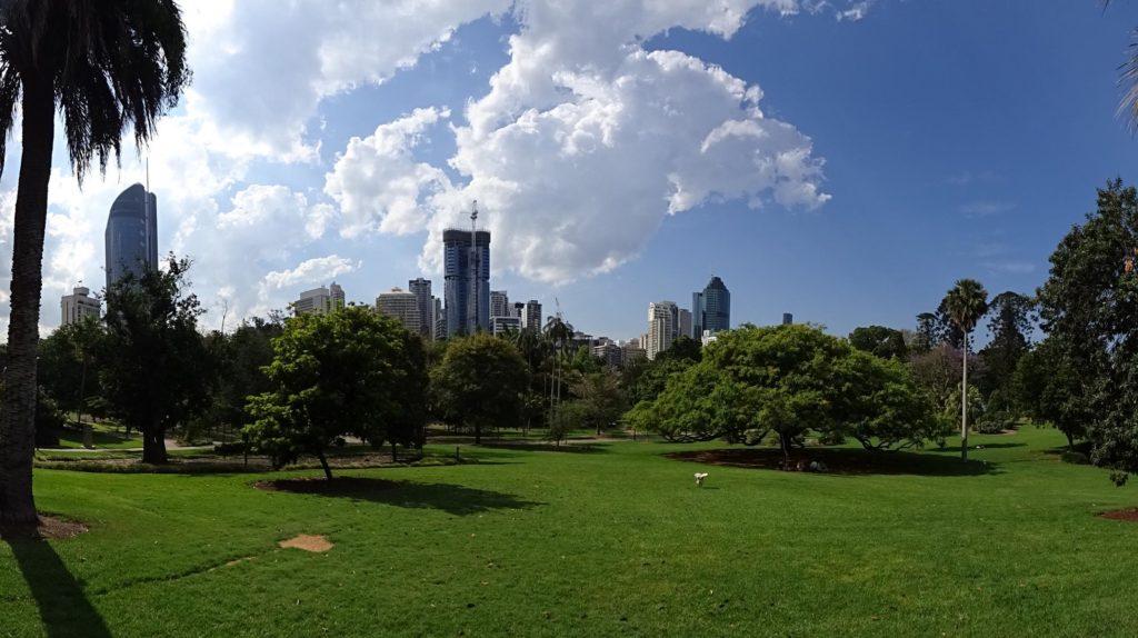 Drei Tage Brisbane - Botanic Garden