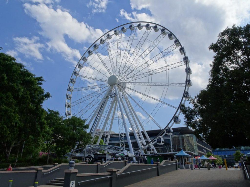 Drei Tage Brisbane - Brisbane Wheel