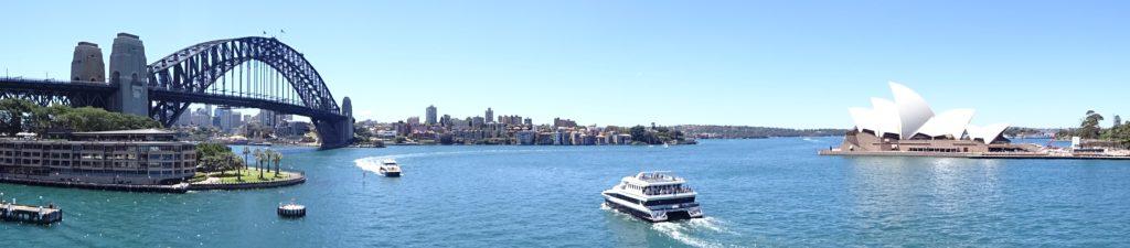 Sydney Reisetipps - Sydney Harbour