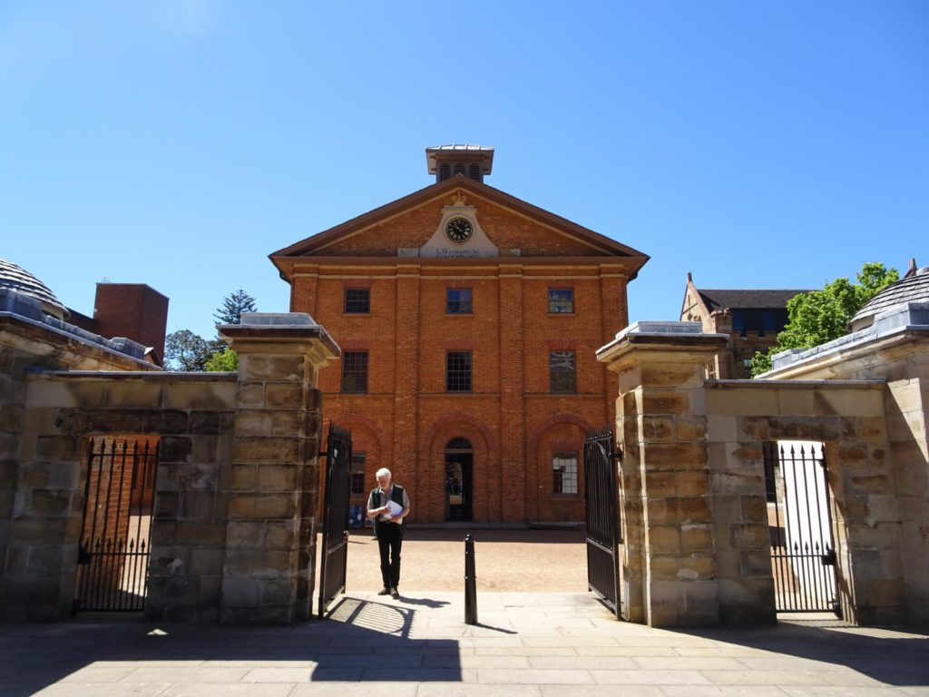 Sydney Reisetipps - Hyde Park Barracks