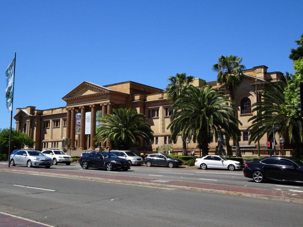 Sydney Reisetipps - Sydney Library
