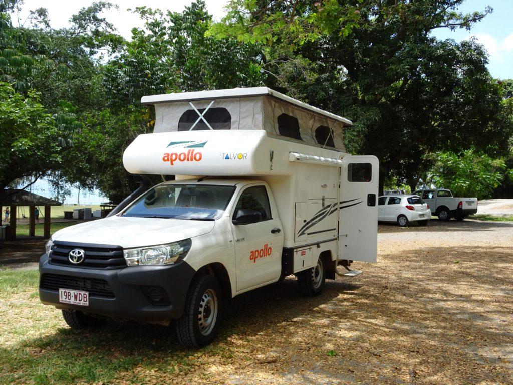 4WD-Camper von Apollo