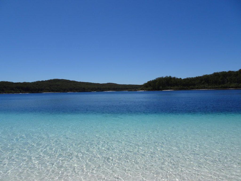 Fraser Island - Lake Mc Kenzie