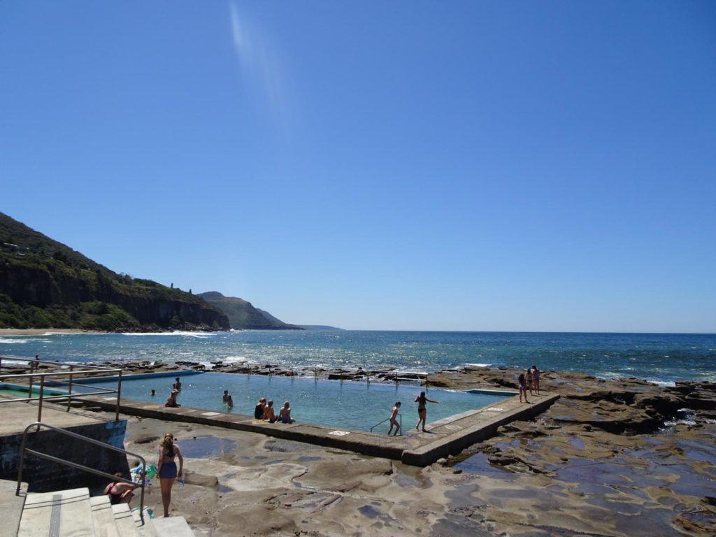Grand Pacific Drive - Coal Cliff Rock Pool