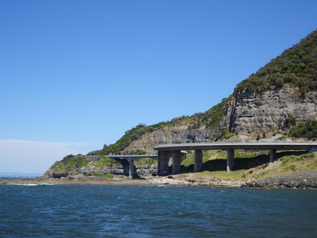 Grand Pacific Drive - Sea Cliff Bridge
