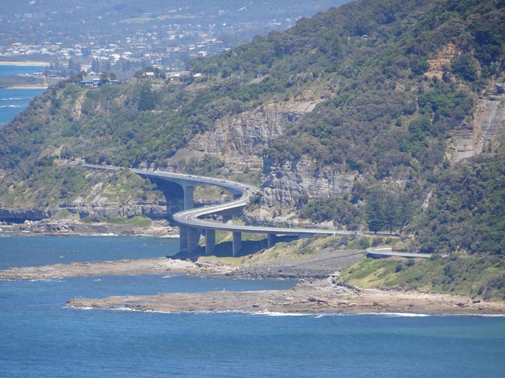 Grand Pacific Drive - Sea Cliff Bridge 2