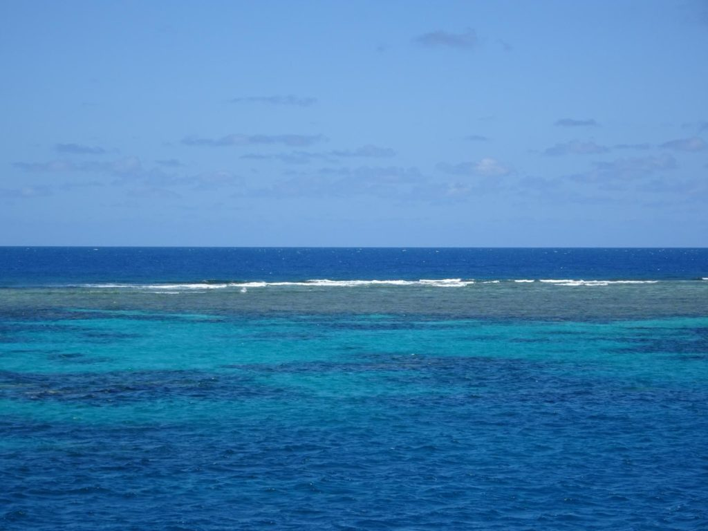Great Barrier Reef - Norman Reef