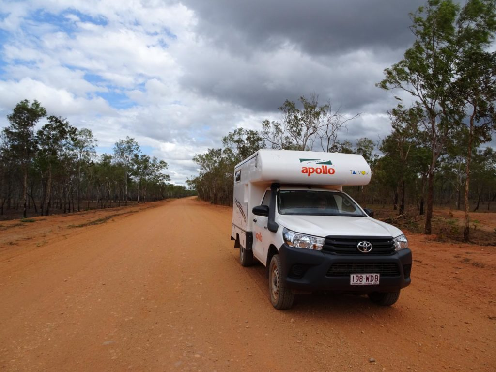 Lakefield Nationalpark - Offroad
