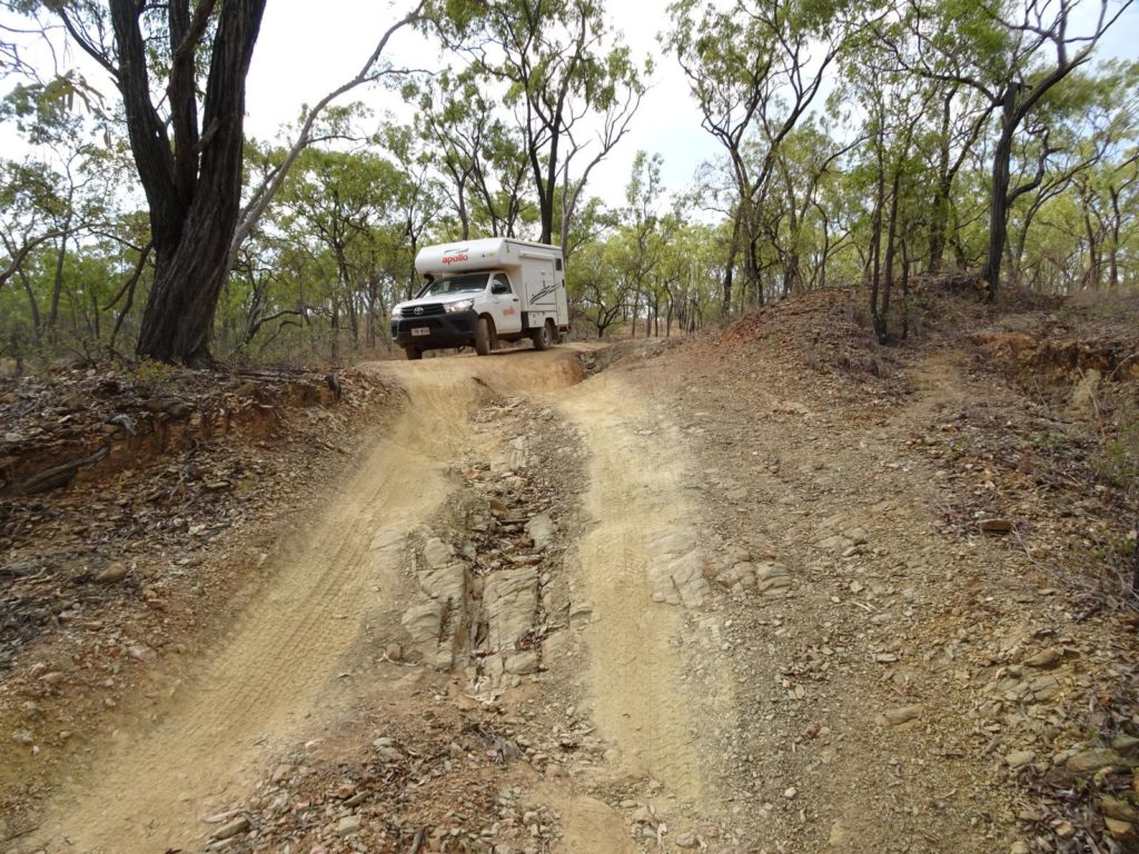 Palmer River Maytown - Offroad Track Queensmill