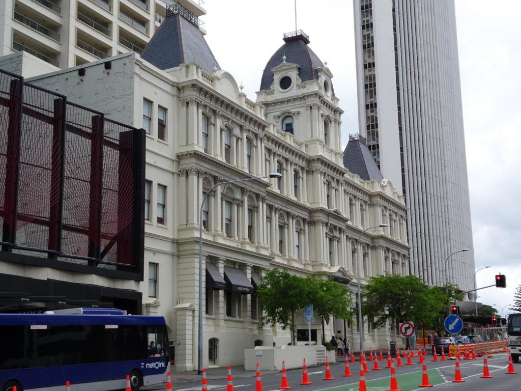 Auckland - Customs House