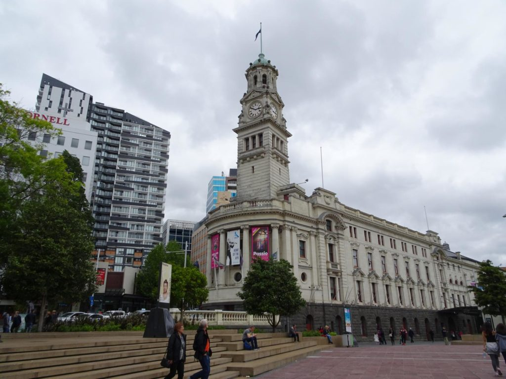 Auckland - Town Hall