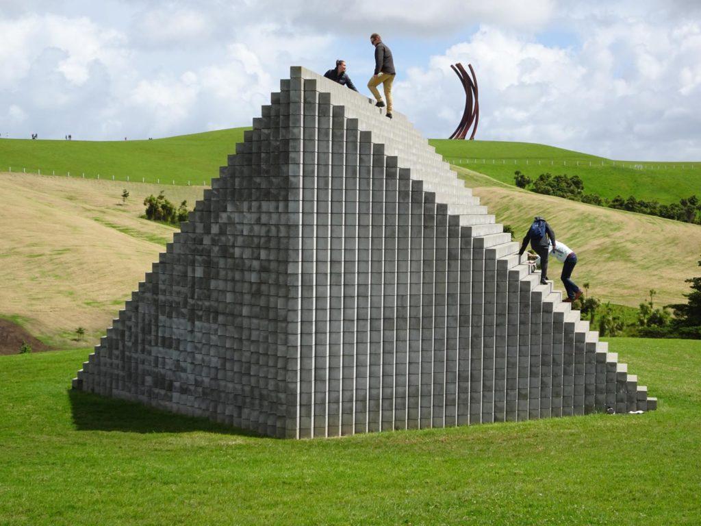 Gibbs Farm - Pyramid (Keystone NZ) 2