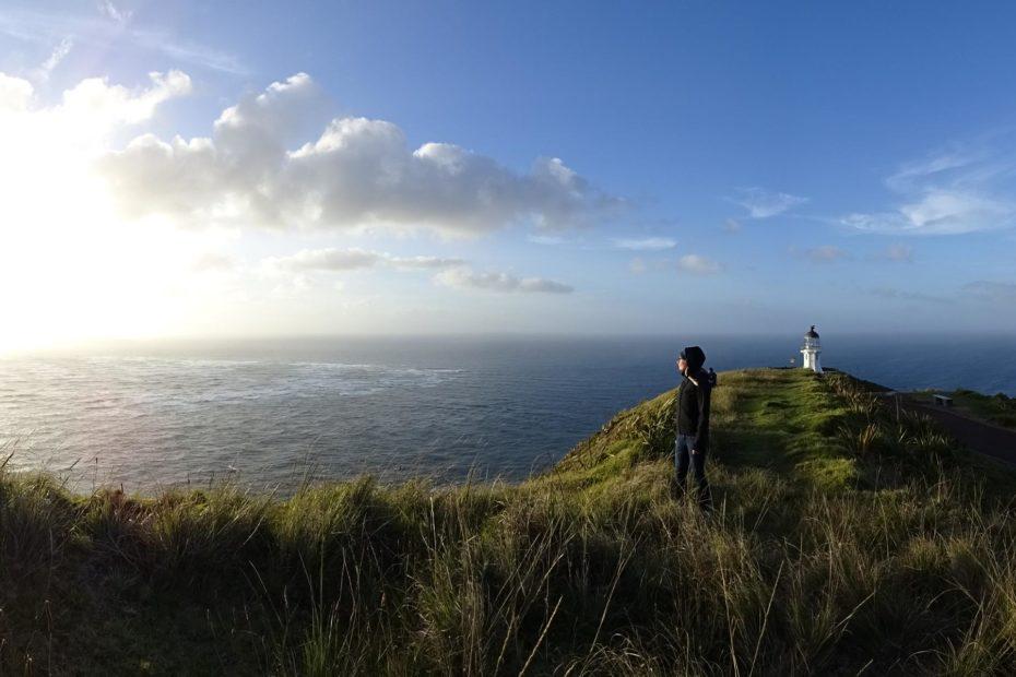 Cape Reinga - Blick nach rechts