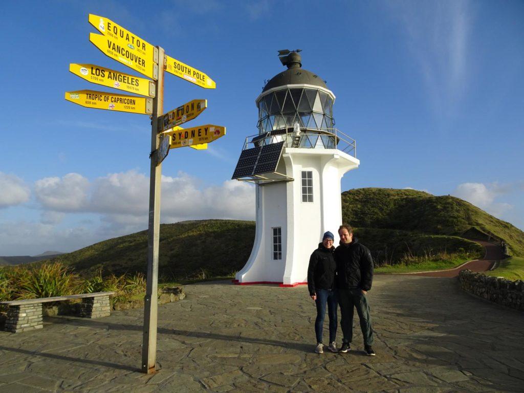 Cape Reinga - Leuchtturm