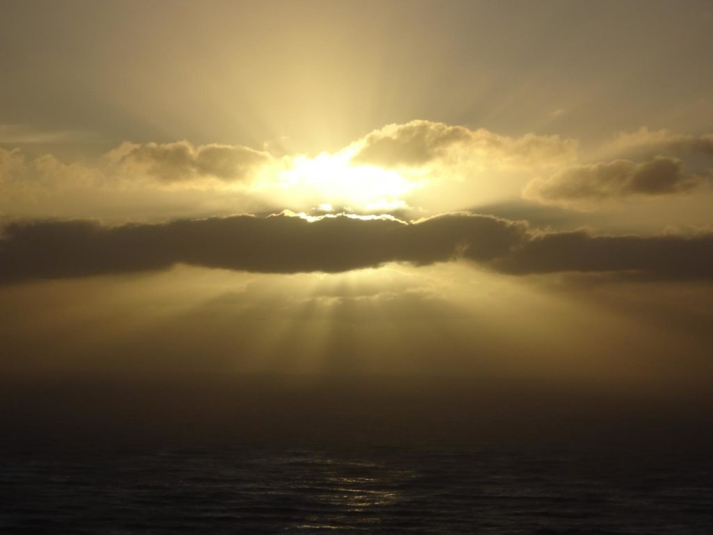 Cape Reinga - Sonnenuntergang