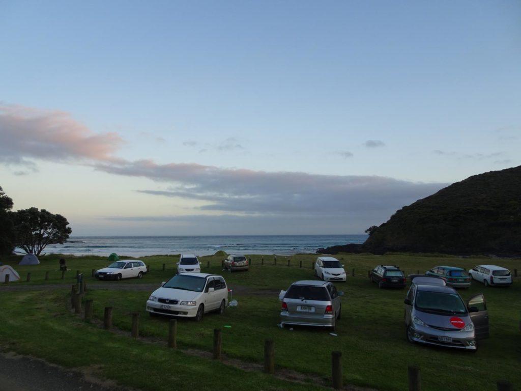 Cape Reinga - Tapotupotu Camping Area