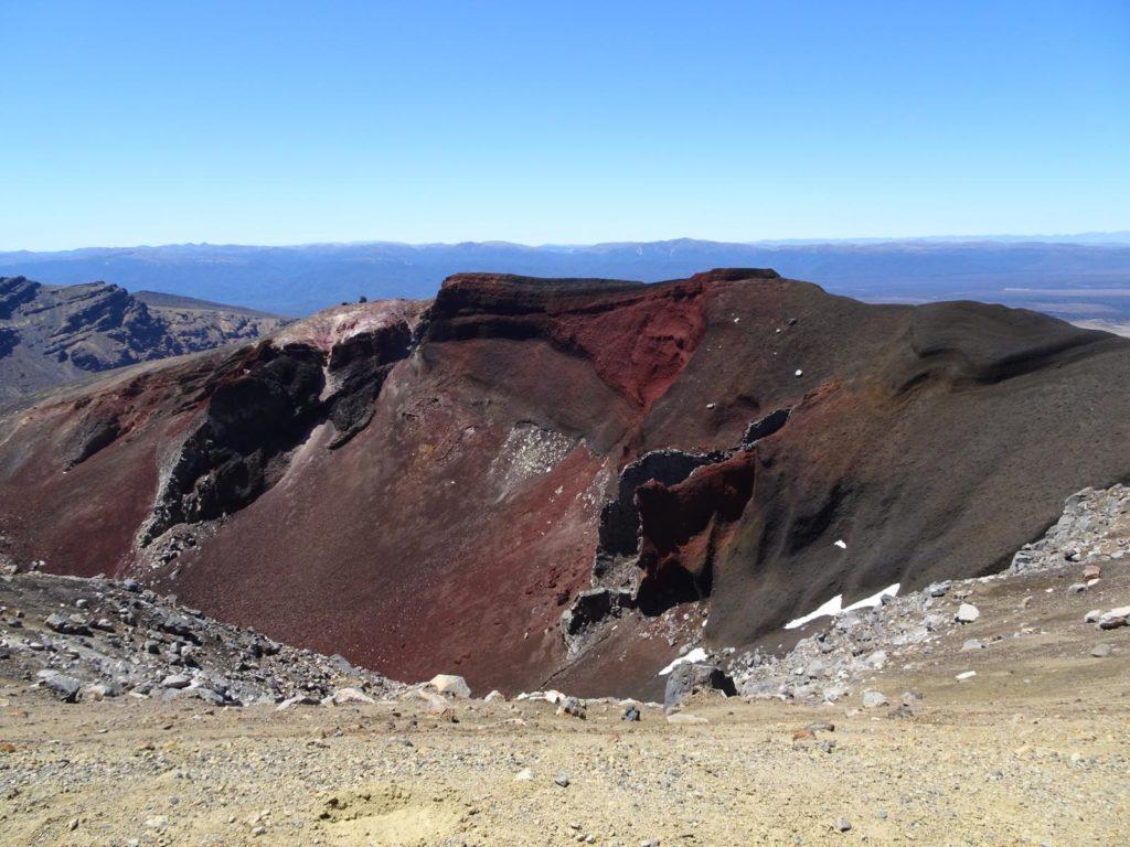 Tongariro Alpine Crossing - Red Crater
