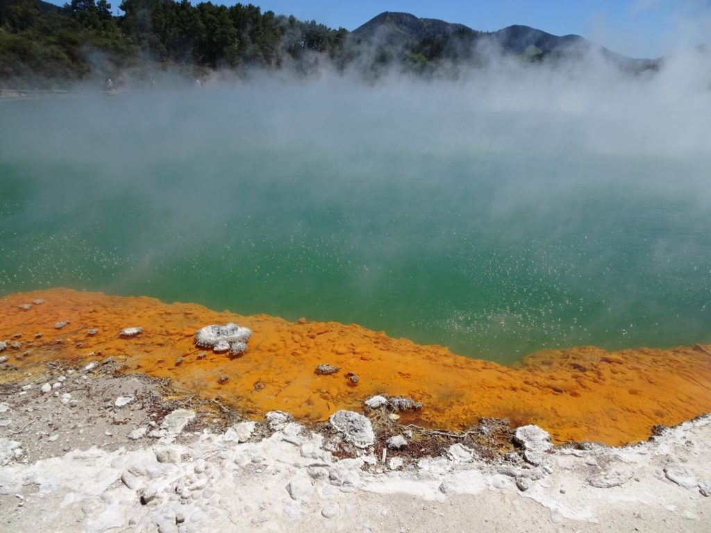 Waiotapu Thermal Wonderland - Champagne Pool
