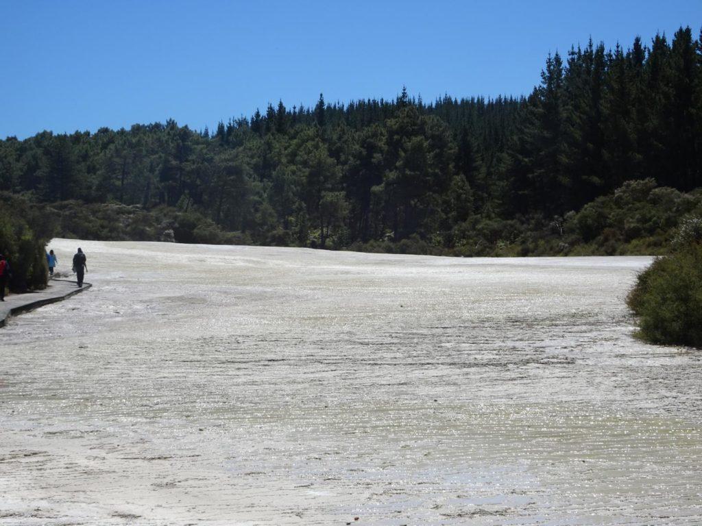 Waiotapu Thermal Wonderland - The Primrose Terrace