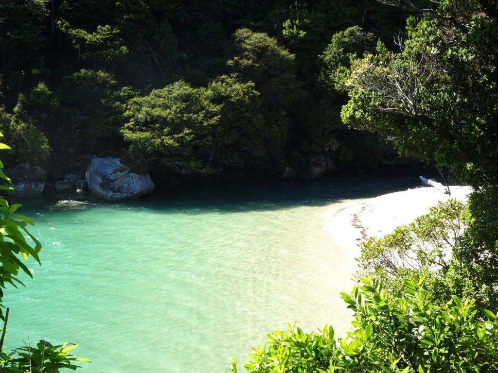 Abel Tasman Coastal Track - Strand