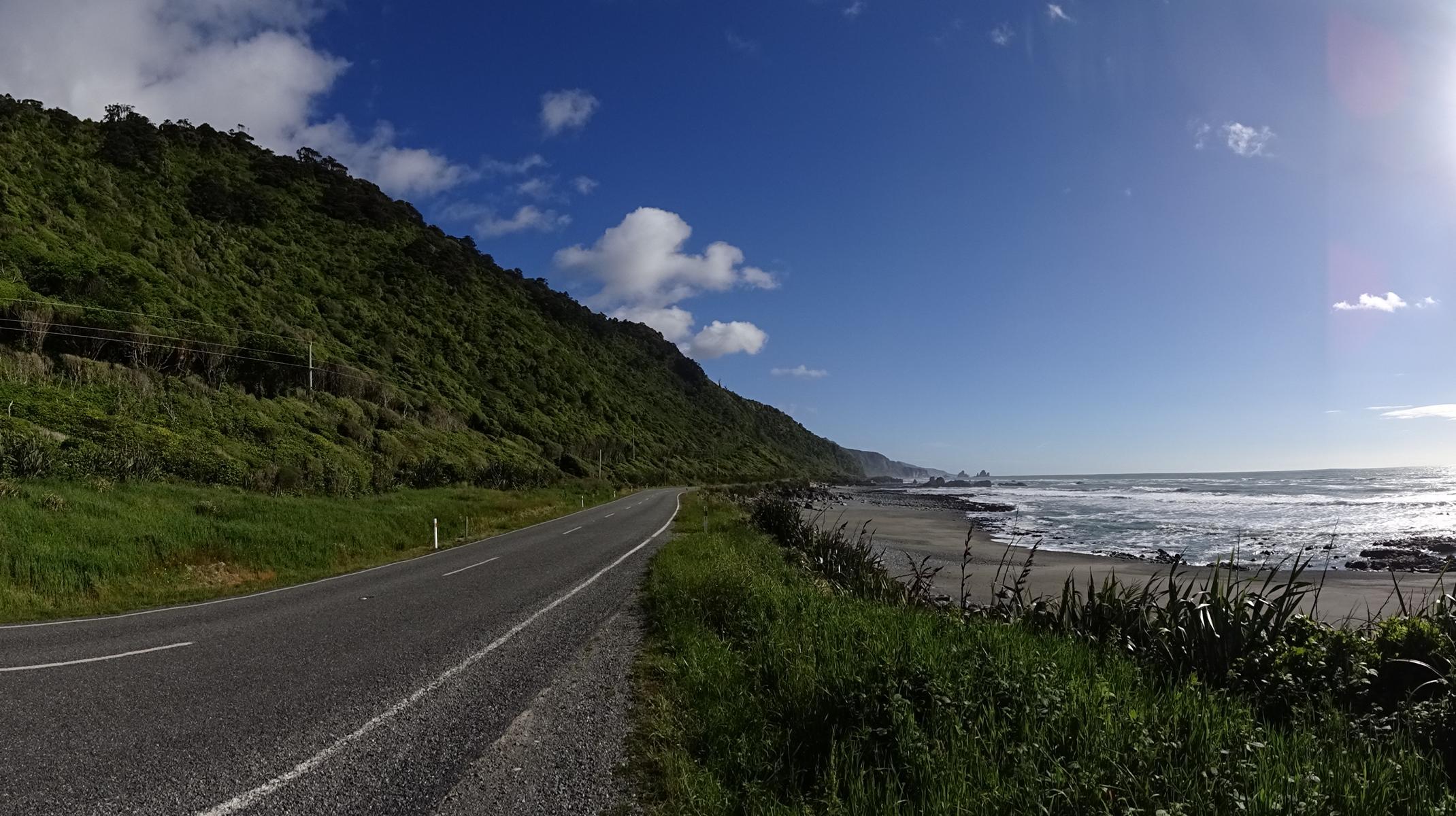 Der Highway 6