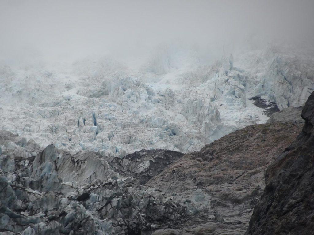 Franz Josef Gletscher Zoom