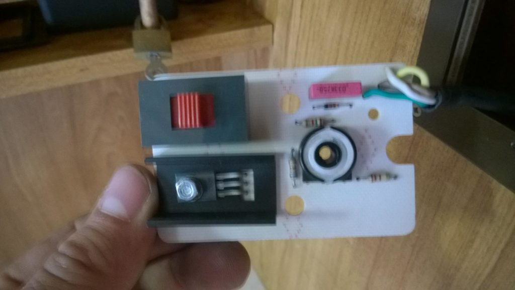 Bedienelement mit Potentiometer