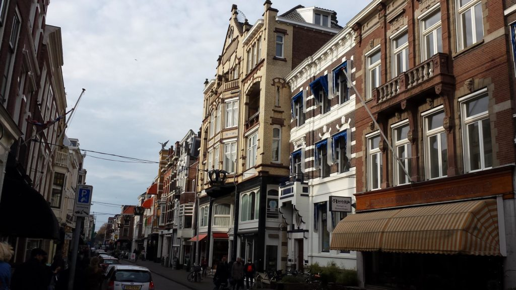 Den Haag - Architektur