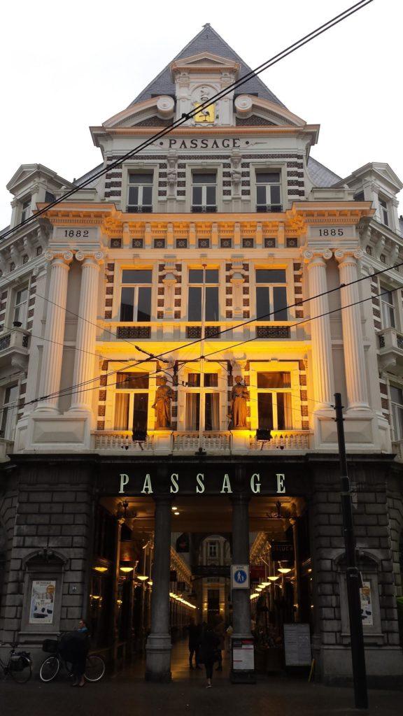 Den Haag - Passage