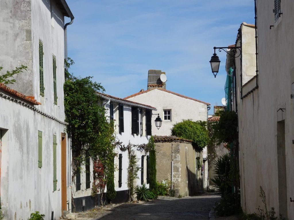 St. Martin de Ré - Gasse