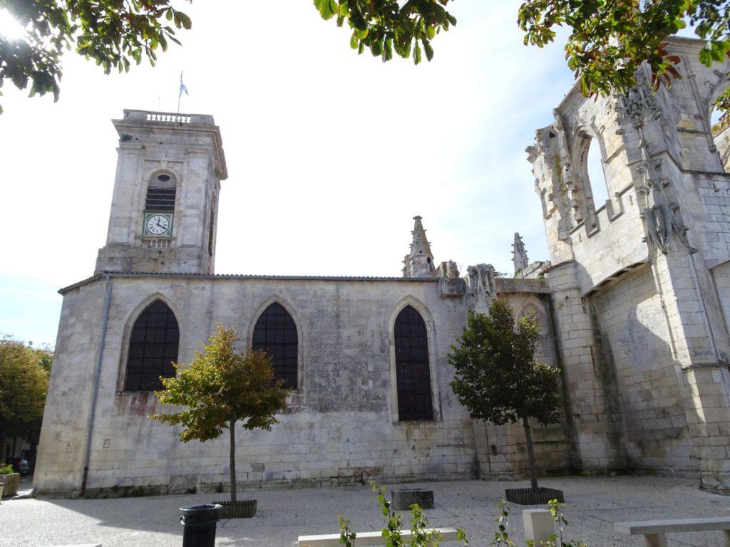 St. Martin de Ré - Kirche