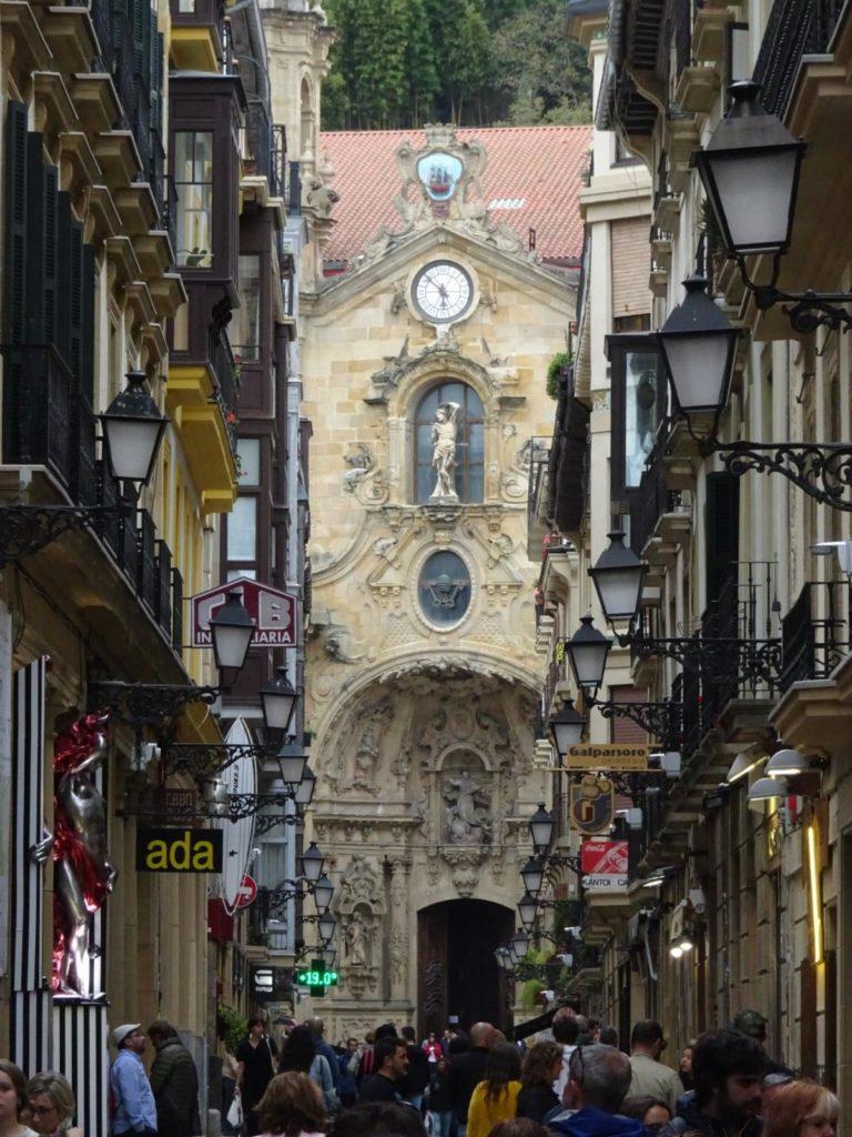 Donastia-San Sebastián - Kirche Santa Maria
