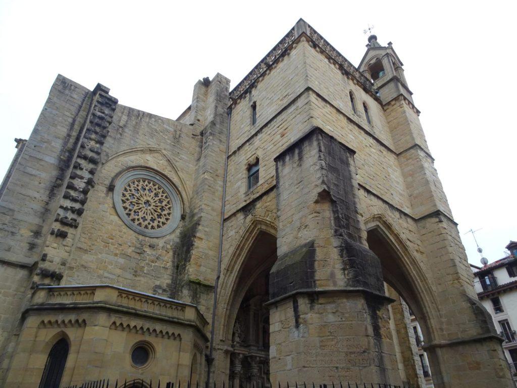 Donastia-San Sebastián - Kirche San Vincente