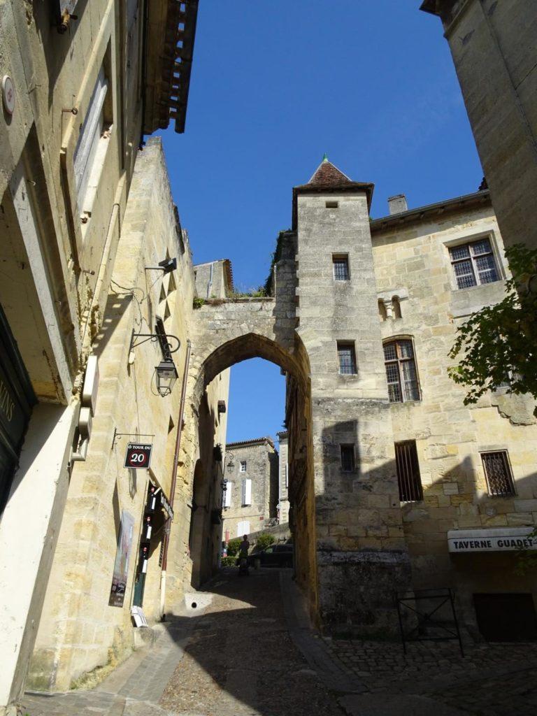 Saint-Émilion - Altes Tor