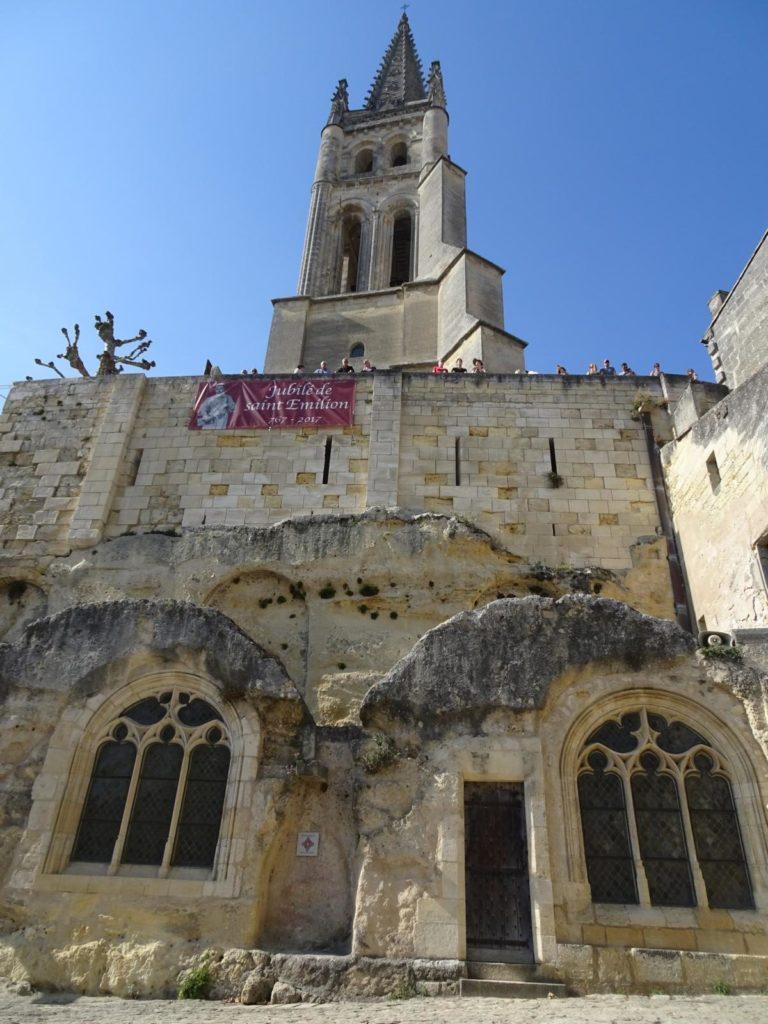 Saint-Émilion - Glockenturm