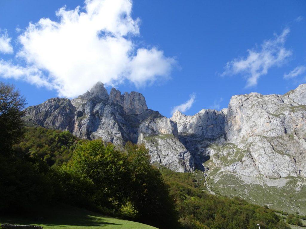 Picos de Europa - Blick von Fuente Dé