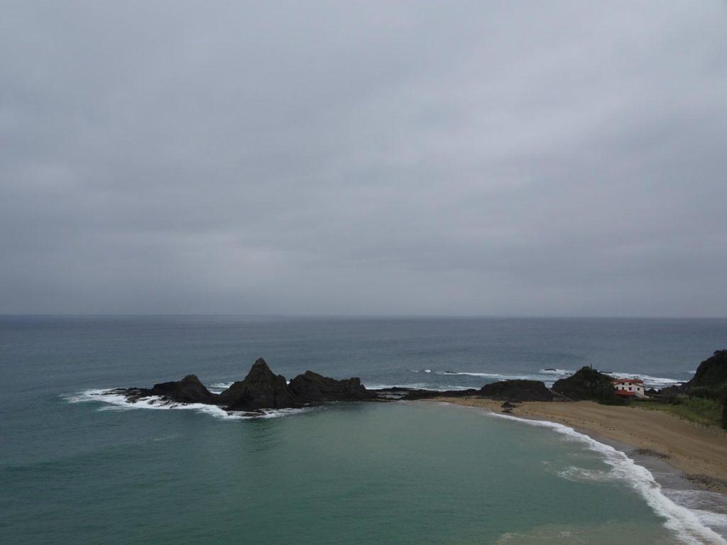 Roadtrip Nordküste Spanien -Saturraran Punta