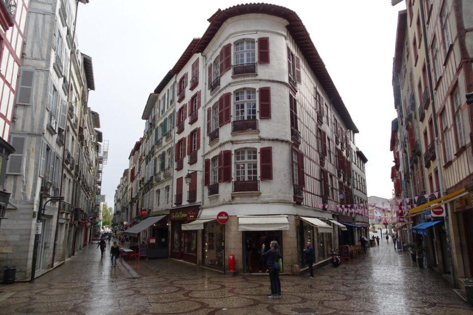 Bayonne - Häuser
